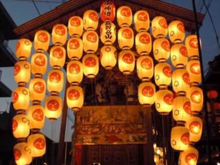 祇園祭の営業予定